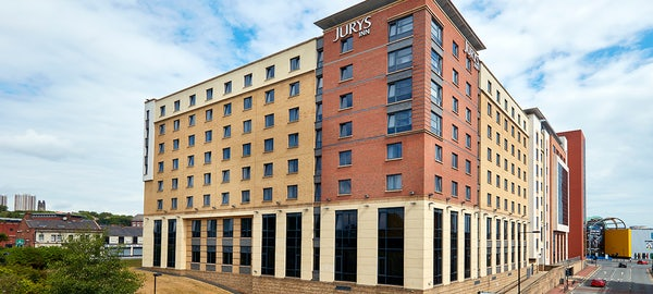 JURYS INN NEWCASTLE header image