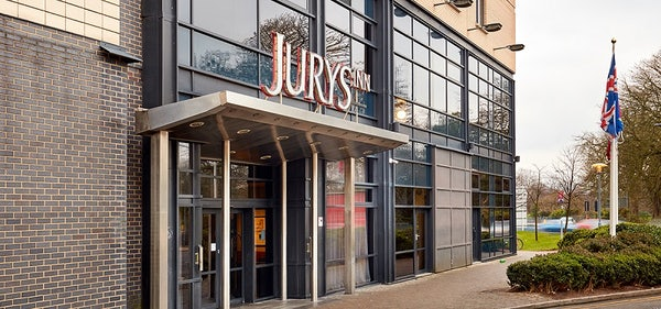 JURYS INN SOUTHAMPTON header image
