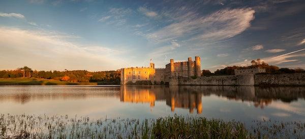 Leeds Castle header image