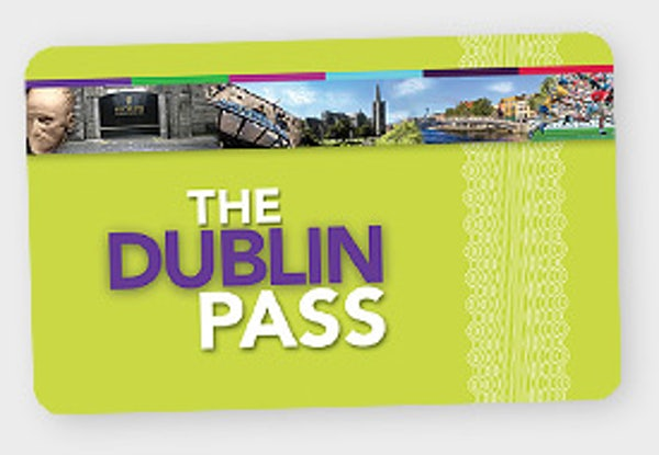 The Dublin Pass - 3 Days header image