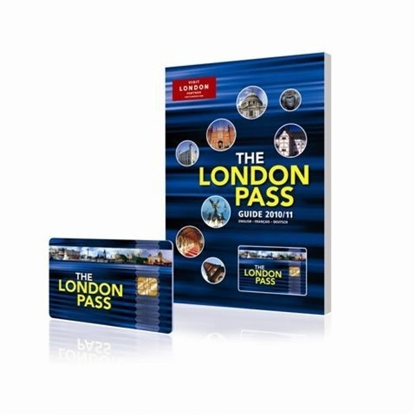 London Pass for 5-Day with transport header image