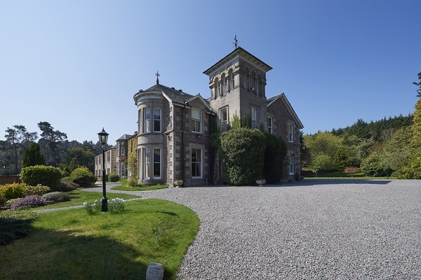 LOCH NESS COUNTRY HOUSE header image
