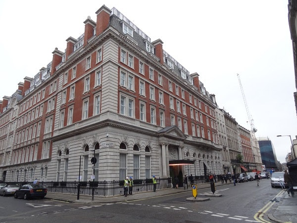 LONDON EDITION header image