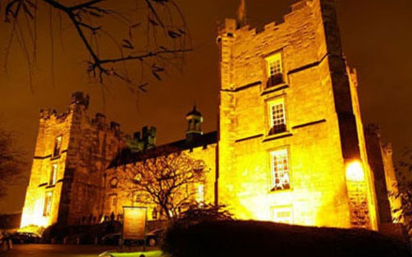 LUMLEY CASTLE header image