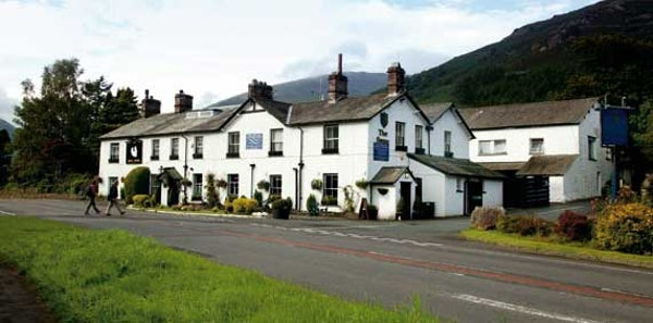 THE SWAN GRASMERE header image