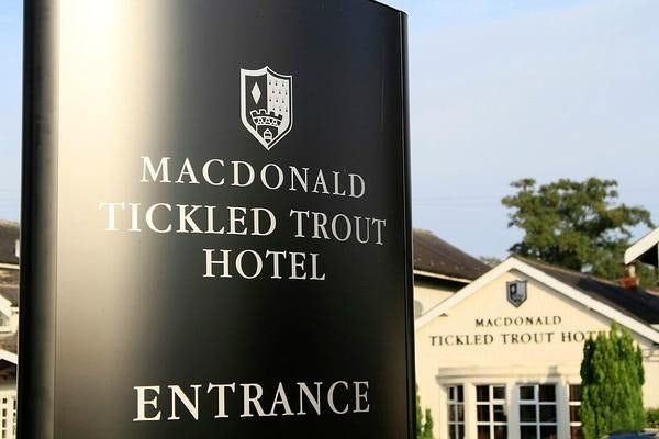 MACDONALD TICKLED TROUT header image