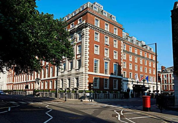 MARRIOTT GROSVENOR SQUARE header image