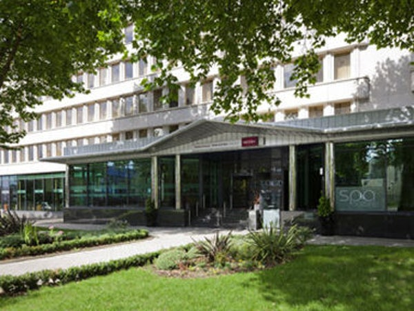 MERCURE BRISTOL HOLLAND HOUSE header image