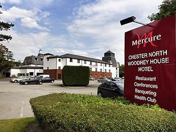 MERCURE CHESTER NORTH WOODHEY HOUSE header image