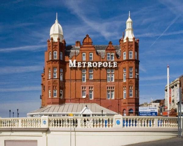 METROPOLE HOTEL BLACKPOOL header image