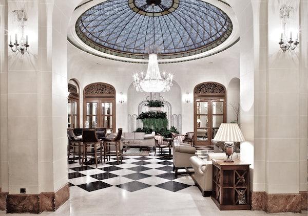 M SOCIAL HOTEL PARIS header image