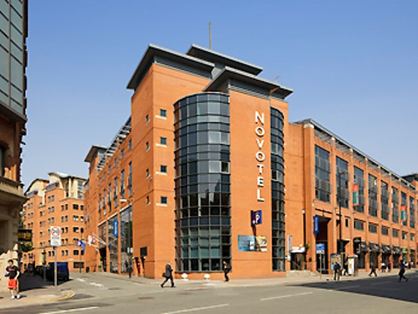 NOVOTEL MANCHESTER CITY CENTRE header image
