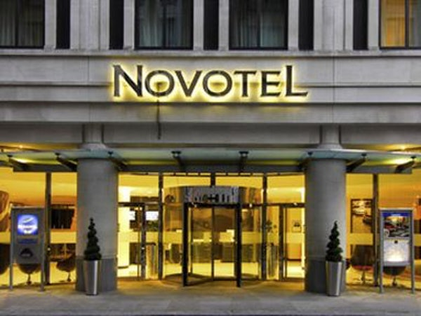 NOVOTEL LONDON TOWER BRIDGE header image