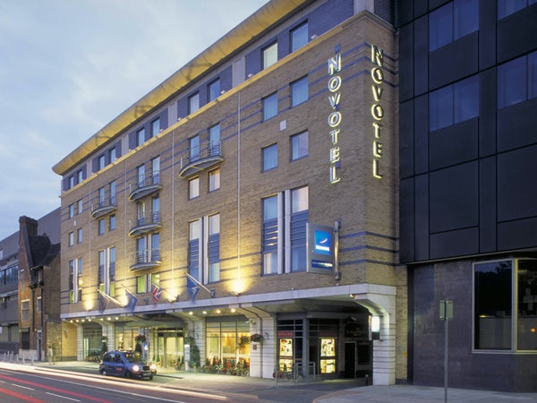 NOVOTEL LONDON WATERLOO header image