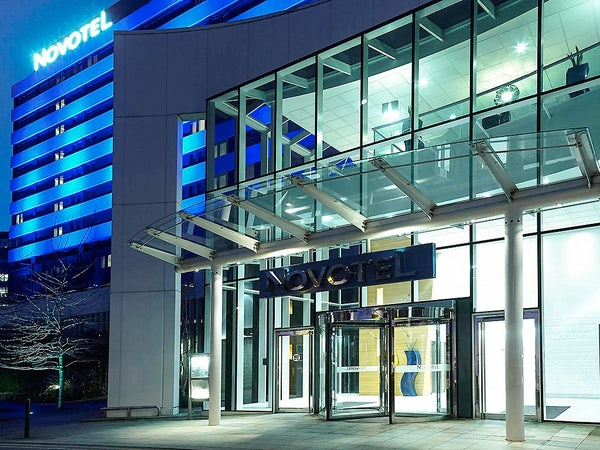 NOVOTEL LONDON WEST header image