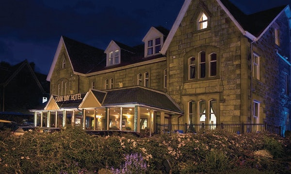 OBAN BAY HOTEL & SPA header image