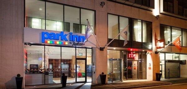 PARK INN by RADISSON BELFAST header image