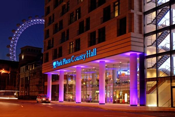 PARK PLAZA COUNTY HALL header image