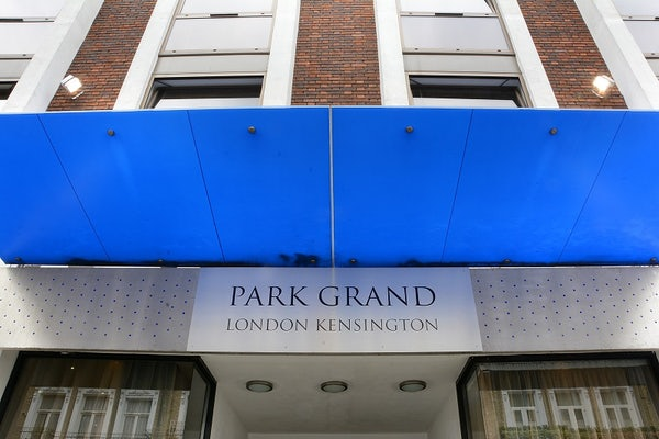 PARK GRAND KENSINGTON header image