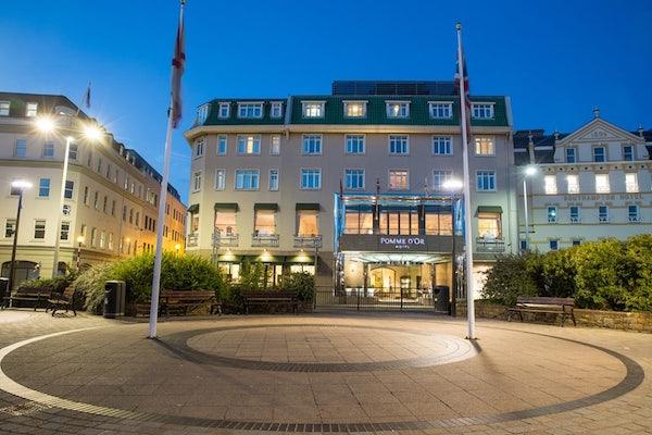 POMME d'OR HOTEL header image
