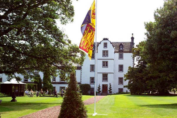 PRESTONFIELD HOUSE header image