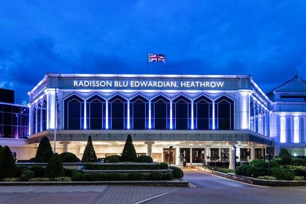 RADISSON BLU EDWARDIAN HEATHROW header image