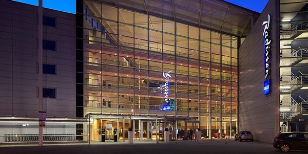 RADISSON BLU STANSTED AIRPORT header image