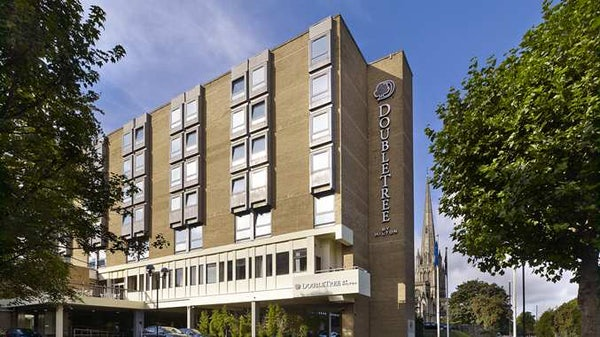 DOUBLETREE BY HILTON BRISTOL CITY CENTRE header image