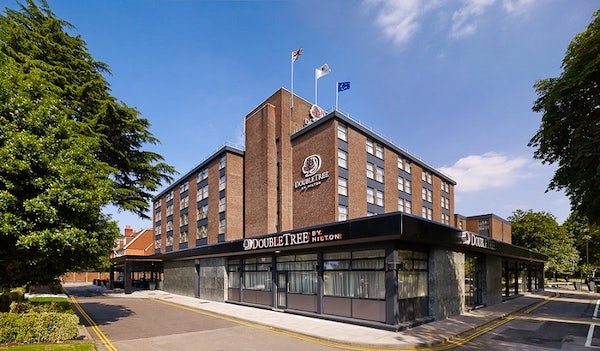 DOUBLETREE BY HILTON LONDON EALING header image