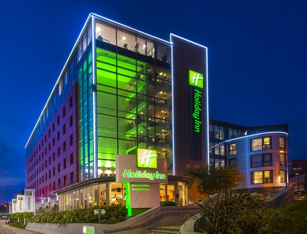 HOLIDAY INN LONDON WEST header image