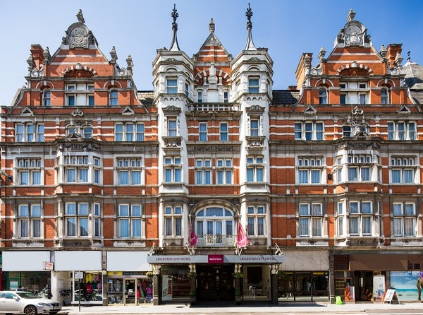 MERCURE LEICESTER THE GRAND header image