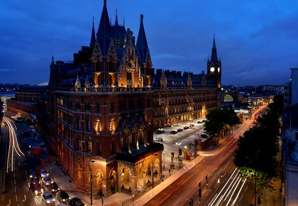 RENAISSANCE ST. PANCRAS LONDON header image