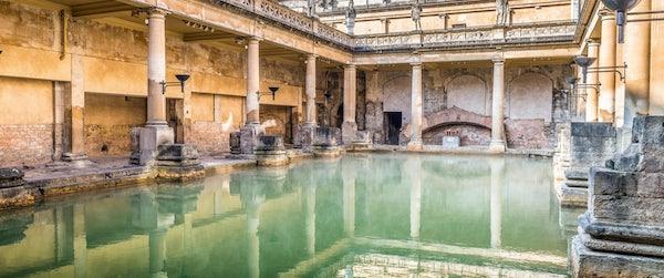 Pump Room & Roman Baths header image