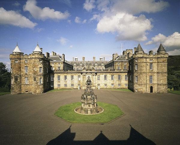 Palace Of Holyroodhouse header image