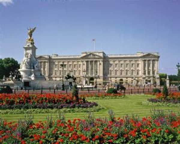 Buckingham Palace (State Rooms) header image