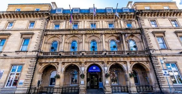 ROYAL HOTEL HULL header image