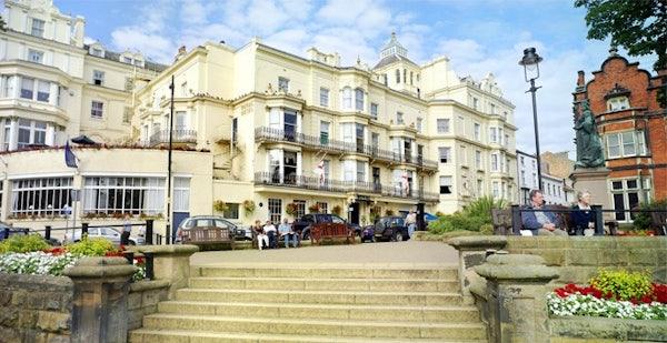 ROYAL HOTEL SCARBOROUGH - BRITANNIA header image