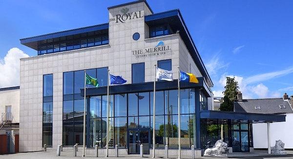 ROYAL HOTEL header image