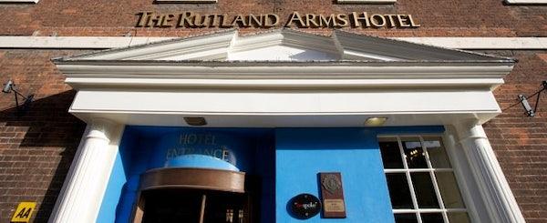 RUTLAND ARMS header image