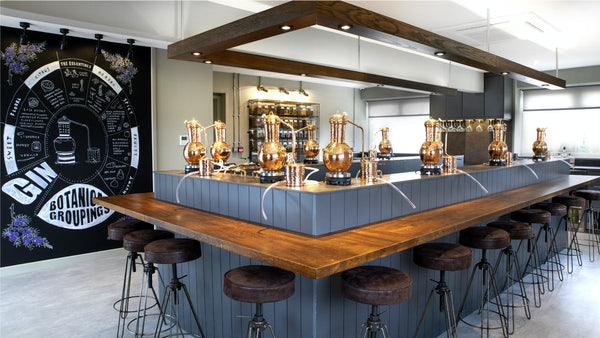 Distillery Gin School header image