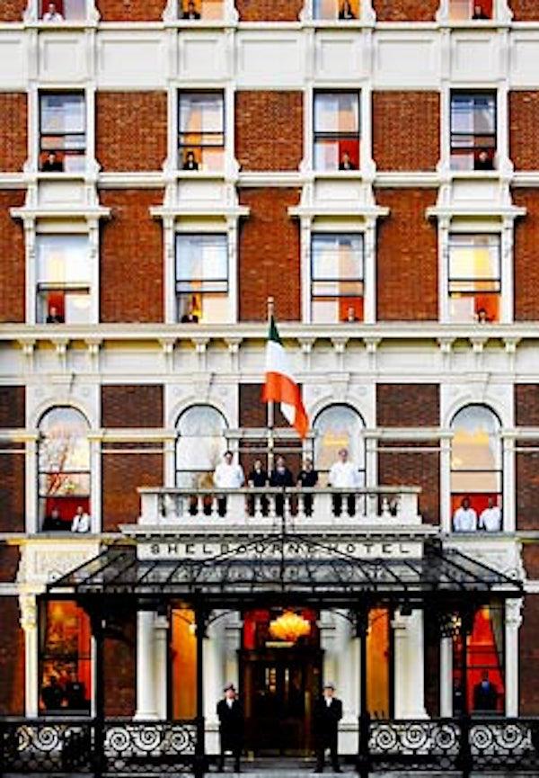 SHELBOURNE DUBLIN A RENAISSANCE HOTEL header image