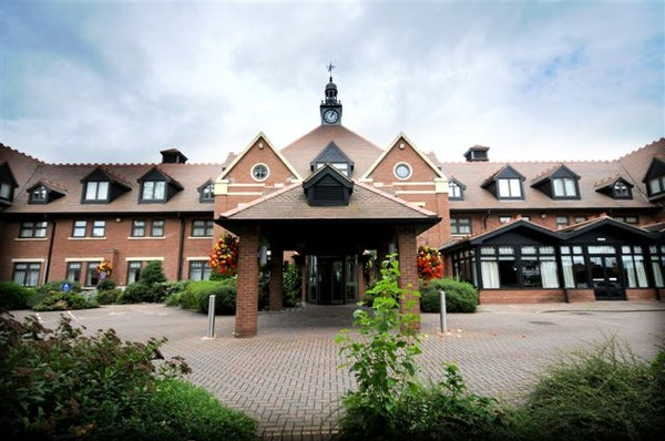 DOUBLETREE BY HILTON STRATFORD-UPON-AVON header image