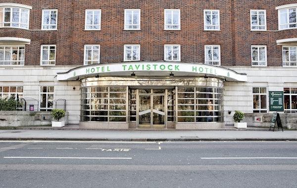 TAVISTOCK header image