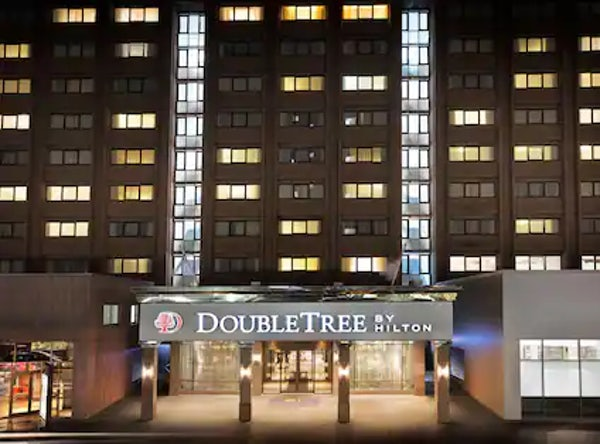 DOUBLETREE BY HILTON GLASGOW CENTRAL header image