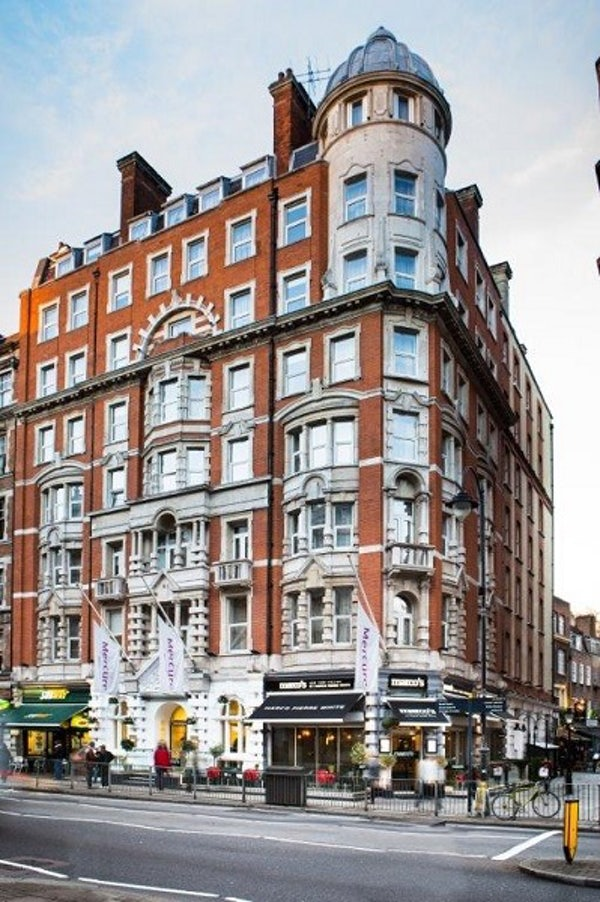 MERCURE BLOOMSBURY header image