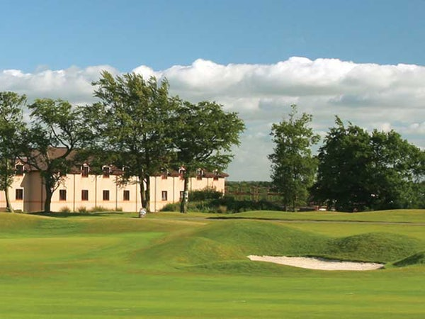 DOUBLETREE BY HILTON GLASGOW WESTERWOOD SPA & GOLF RESORT header image