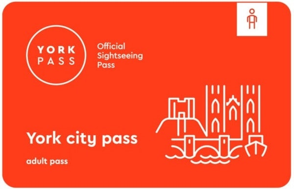 The York Pass - 1 Day header image